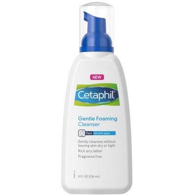 Cetaphil Gentle Foaming Cleanser 236ml