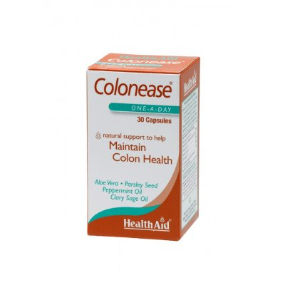 Healthaid lifestyle range colonease capsules 30 pack
