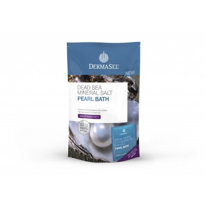 Dermasel Dead Seas Bath salts Pearl Bath
