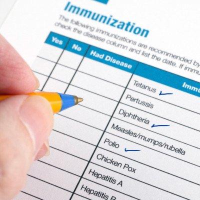 Diphtheria/Tetanus/Polio
