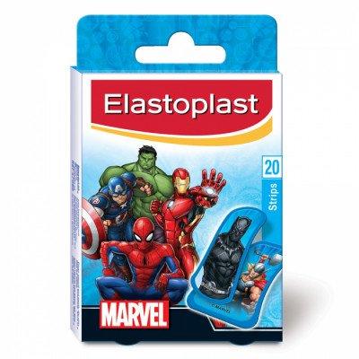 ELASTOPLAST plasters kids marvel avengers  20