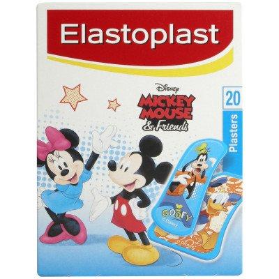 ELASTOPLAST plasters mickey mouse  20