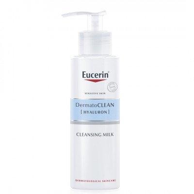 Eucerin DermatoCLEAN [HYALURON] Cleansing Milk