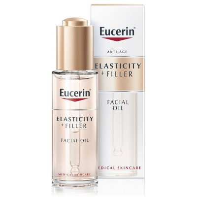 Eucerin Elasticity + Filler Facial Oil 30ml