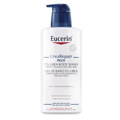 Eucerin UreaRepair Plus 5% Urea Replenishing Body Wash 400ml