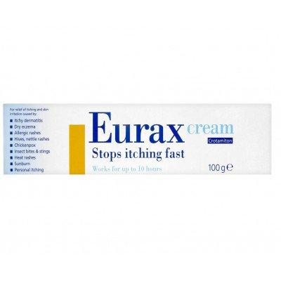 Eurax cream 10% 100g