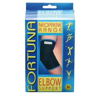 Fortuna Disabled Aids supports neoprene supports elbow support elbow support medium