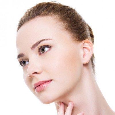 Facial Waxing - Side of face