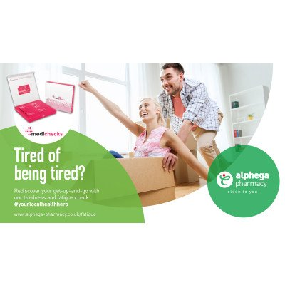 Tiredness and Fatigue Check