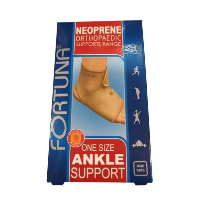 Fortuna Disabled Aids supports neoprene supports ankle support one-size