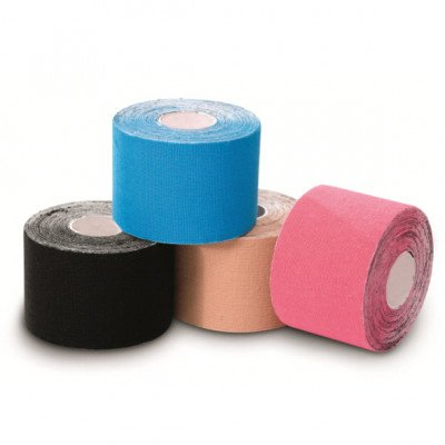 Fortuna Kinesiology Tape - Black