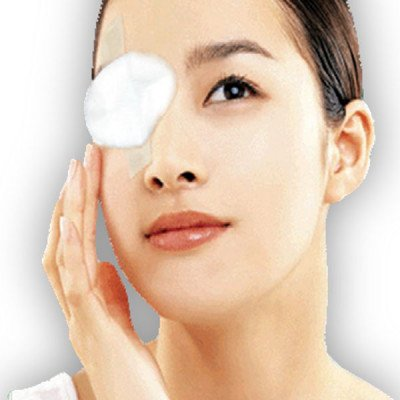 Fortuna Accessories eye pads 4 pack