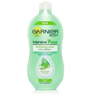 Garnier Body Intensive 7 Days Hydrating Lotion L-bifidus + Aloe Vera 250ml
