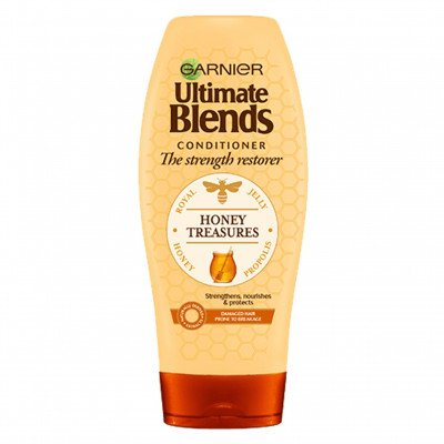 Garnier Ultimate Blends shampoo strength restorer 360ml