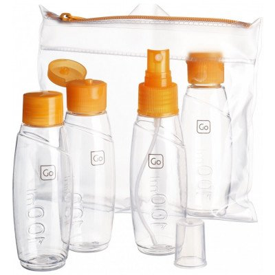 Go Travel Cabin Bottle Set - Airline Approved
