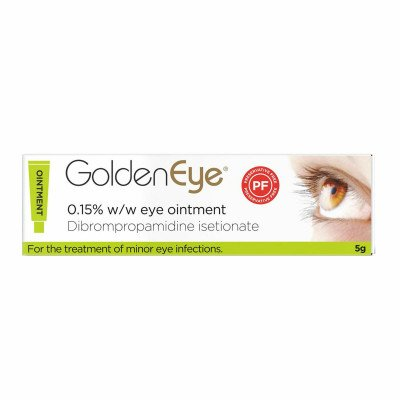 GOLDEN EYE ointment 0.15% 5g