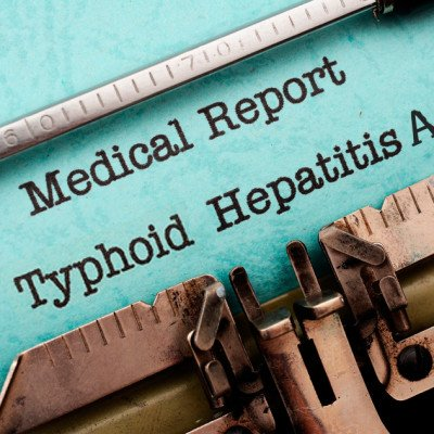 Hepatitis A* & Typhoid combined Vaccine