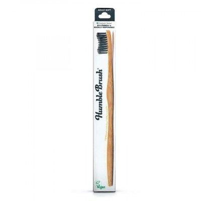 Humble Brush Adult - Black, soft bristles