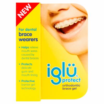 Iglu Protect Orthodontic Brace Gel 10g x 2