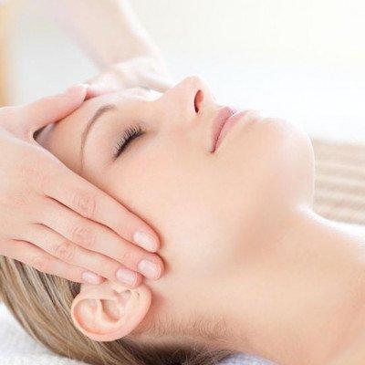 Indian head Massage 10 Mins