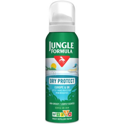 Jungle Formula Dry Protect 125ml