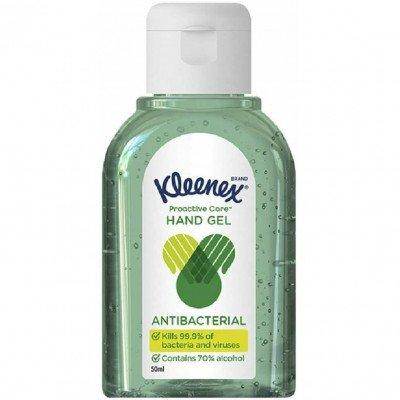 Kleenex Proactive Care™ Antibacterial Hand Gel