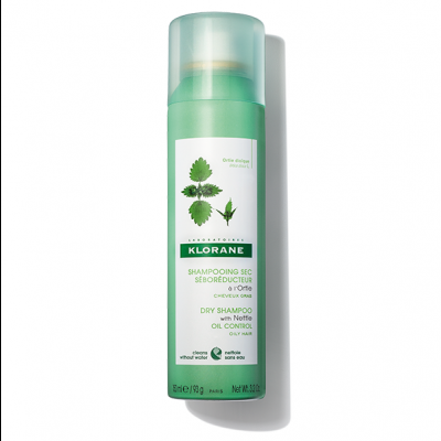 Klorane Dry Shampoo with Nettle Oily Hair 150ml