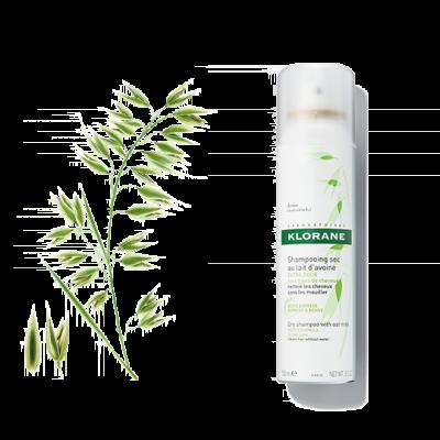 Klorane dry shampoo with oat milk 50g