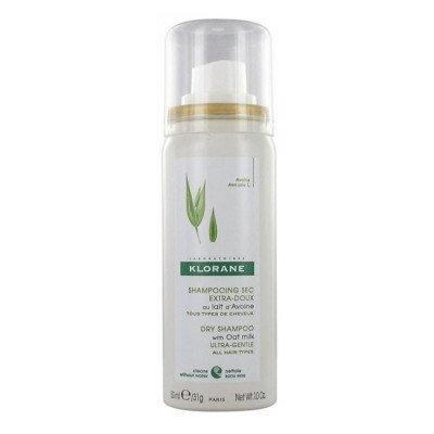 Klorane Gentle Dry Shampoo with Oat Milk Powder Spray 50ml