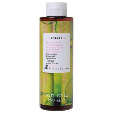 Korres Cucumber Bamboo Showergel 250ml