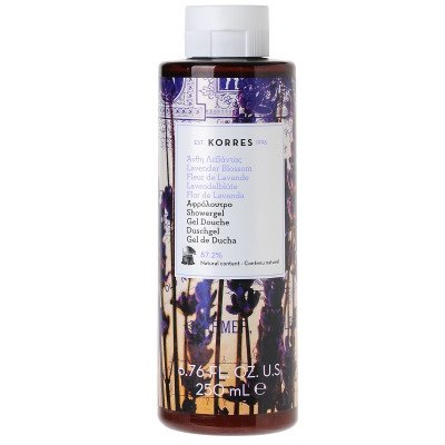 Korres Lavender Blossom shower gel