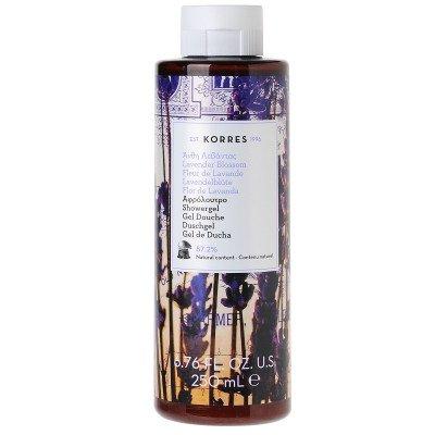 Korres Lavender Blossom shower gel