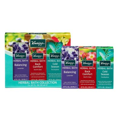 Kneipp Herbal Bath Collection 3pcs