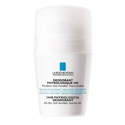 La Roche Posay 24Hr* Physiological Deodorant Roll-On
