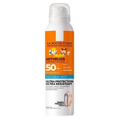 La Roche-Posay Anthelios Invisible Kids Mist SPF50+ 125ml
