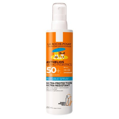 La Roche-Posay Anthelios Shaka Kids Body Spray SPF 50+ 200ml