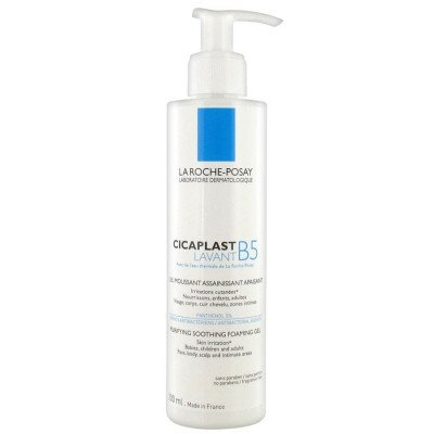 La Roche-Posay Cicaplast Lavant B5 Purifying Soothing Foaming Gel 200ml