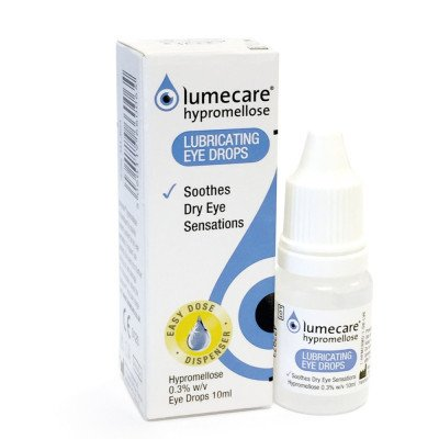 LUMECARE tear drops 0.3% w/v 10ml