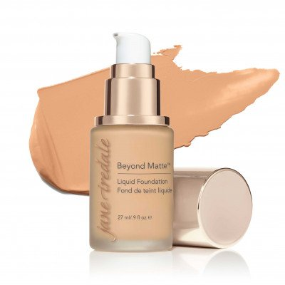 Jane Iredale Beyond Matte™ Liquid Foundation - M4 - light to medium with neutral undertones