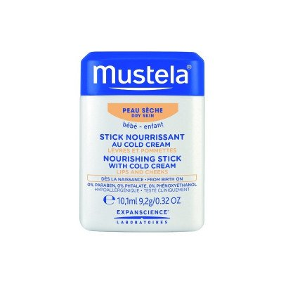 Mustela Nourishing Stick with Cold Cream