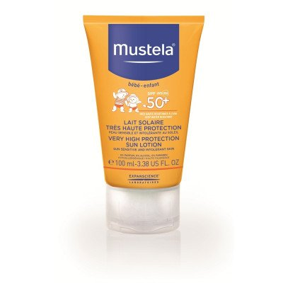 Mustela VERY HIGH PROTECTION SUN LOTION - 100 ml