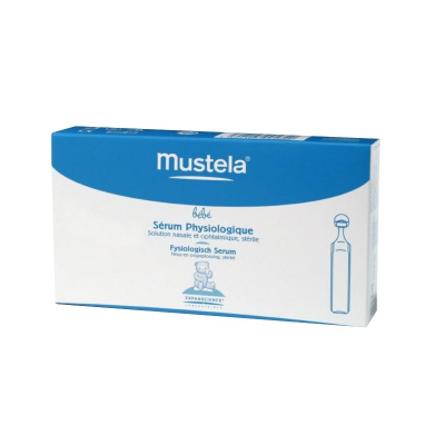 Mustela Physiologic serum