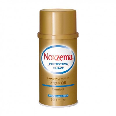 Noxzema Shaving Foam Argan Oil 300ml