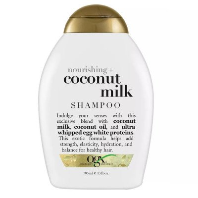 OGX Nourishing & Coconut Milk Shampoo 385ml