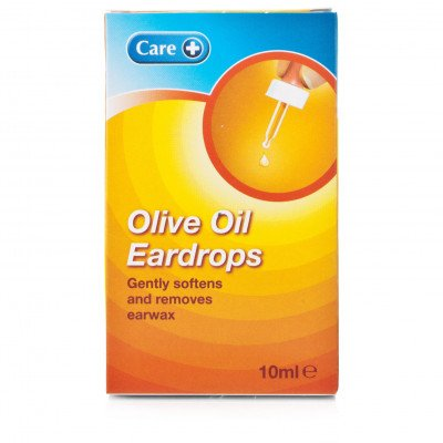 Olive Oil ear Drops 10ml