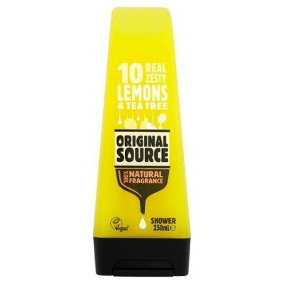 Original Source Shower Gel Zesty Lemon & Tea Tree 250ml