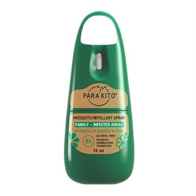 PARAKITO Family Mosquito Repellent Spray 75ml