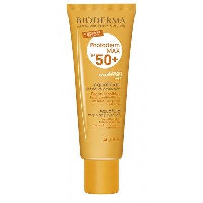 BioDerma Phootoderm Max Aquafluid SPF 50+ 40ml
