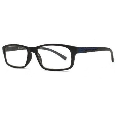 Magnivision Mens  Reading Glasses- Randy 1.00