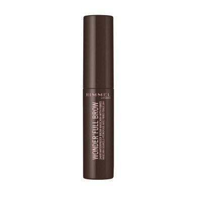RIMMEL eye make-up eyebrow mascara wonderfull 24h dark 003 4.5ml